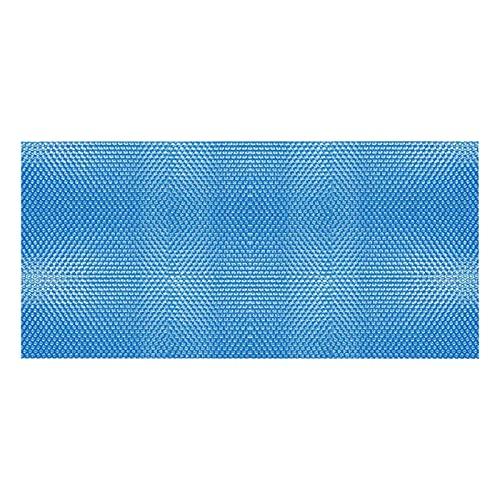 Cubierta Solar para Piscina Cubierta de Protección de Piscina Rectangular Protección UV Lona Solar para Piscinas Mantas Solares Película de Aislamiento Térmico para Piscina sobre el Clever