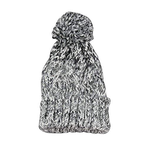 Modische Mütze Hut Frauen Mädchen Winter Geflochtene Strickmütze Süßigkeiten...