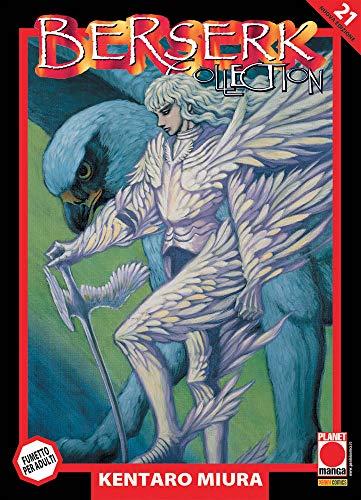 Berserk collection. Serie nera (Vol. 21)