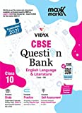 Maxx Marks CBSE Question Bank English for Class 10 For 2021 Exams: Designed in accordance with revised and rationalised academic curriculum issued by CBSE on July 7, 2020 (English Edition)