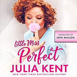 Little Miss Perfect audiobook cover art