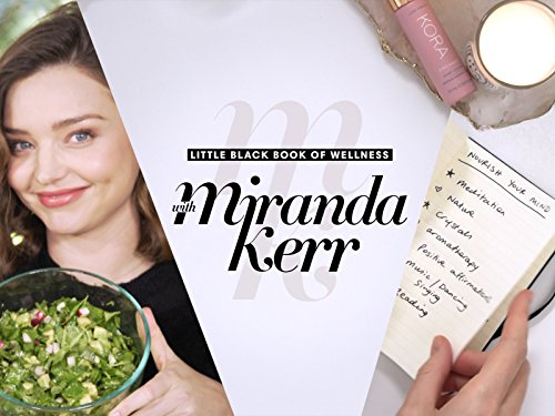 Miranda Kerr's Guide to De-Stressing
