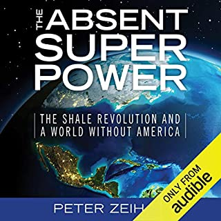 The Absent Superpower cover art
