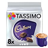 Tassimo Hot Chocolate Pods, Chocolate Drink