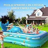 Zoom IMG-1 voxon piscina bambini gonfiabile famiglia