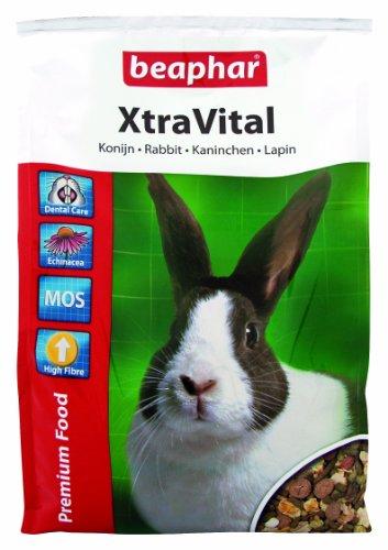 Beaphar – Xtravital Conejo, 1 kg