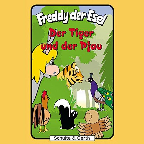 Der Tiger und der Pfau Titelbild