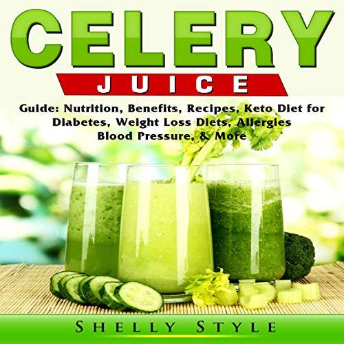 Celery Juice Guide audiobook cover art