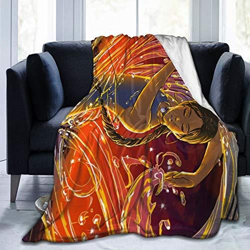 Particular Avatar The Last Legend Airbender Manta suave y cálida franela mullida ligera manta transpirable para cine picnic viaje playa tamaño casa para niños adolescentes adultos 80 x 60 pulgadas
