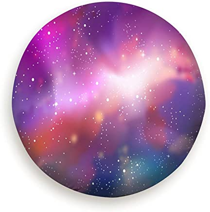 Exterior Accessories Light Multicolor Beautiful Stars Abstract Spare Tire Cover for Jeep Trailer RV SUV Truck and Most Vehicles Waterproof Dust-Proof Sun Protection Tire Covers