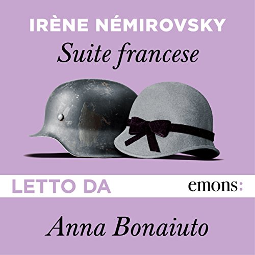 Suite francese audiobook cover art