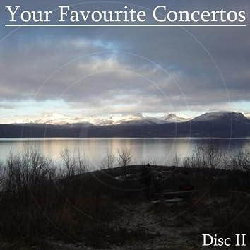 Your Favourite Concertos (Disc II)