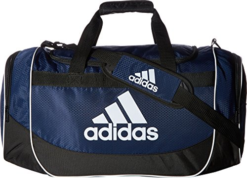 adidas Unisex Defense Medium Duffel Collegiate Navy Duffel