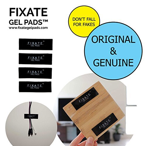 Fixate Gel Pads Strips Pack : Official -Don't BE Fooled by IMITATIONS