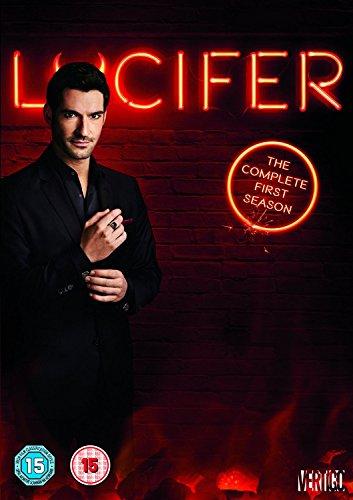 Lucifer - Season 1 [DVD] UK-Import, Sprache-Englisch