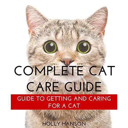 Complete Cat Care Guide Titelbild