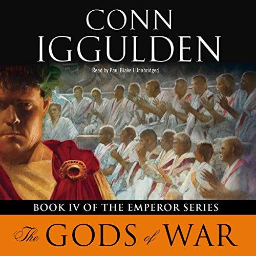Emperor: The Gods of War audiobook cover art