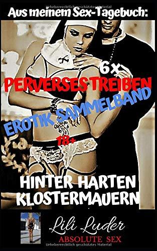 Perverses Treiben hinter harten Klostermauern - Erotik Sammelband: Aus meinem Sex-Tagebuch: 6 x schmutzige Erotik ! Brandneu, bisher unveröffentlicht und unzensiert ab 18