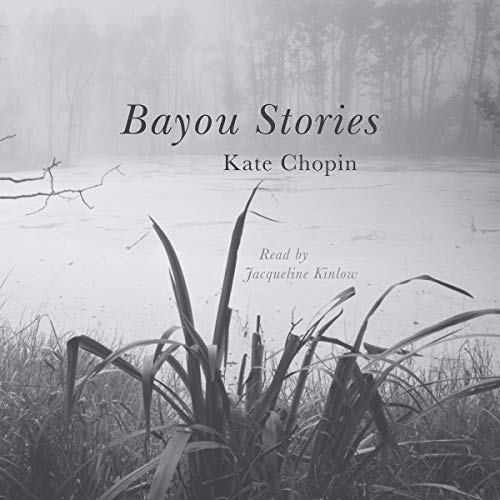 Bayou Stories cover art