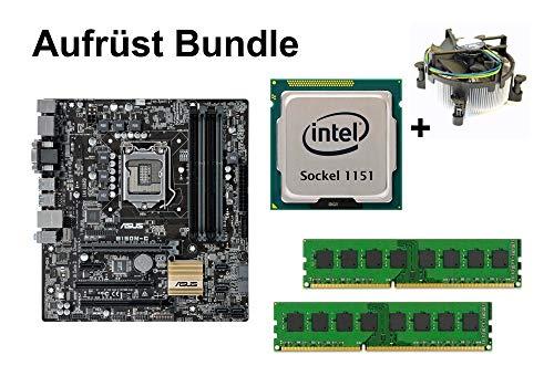 Aufrüst Bundle - ASUS B150M-C + Intel Pentium G4560 + 4GB RAM #93683