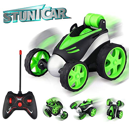 Epoch Air Remote Control Car, Kids Toys RC Car with 360° Rotation Mini Stunt Car Racing Vehicle Gifts for Boys Girls Toddlers Indoor Outdoor Garden Game