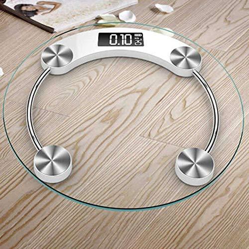 Digitale gewichtladder 0 2-180 kg badkamer-gewichtladder Intelligente elektronische ladder USB-lading LCD-display lichaamsgewicht