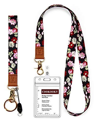 Cool Lanyards Key Chain Holder Wrist Lanyard Badge Holder Lanyard Key Chain Keyring Neck Straps Lanyard Premium Quality Wristlet Strap Cool Neck Lanyard (National Style)