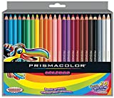 Prismacolor M10402520244 Lápices Escolares, 24 Tonos
