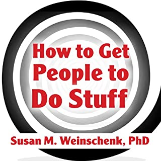 How to Get People to Do Stuff audiobook cover art
