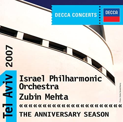 Israel Philharmonic Orchestra & Zubin Mehta