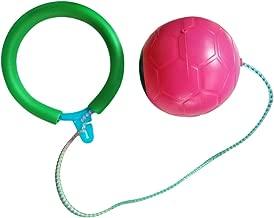 6 كرات تفقب الكرة للعب في الهواء الطلق، لعبة قفز كلاسيكية، لعبة معدات اللياقة البدنية، تشجع الأطفال على ممارسة الرياضة.