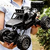 YAMMY 4WD Off-Road Big Tire Monster RC Car, RC Buggy 25Km / h Super Giant Remote Control Car Toy Eléctrico Large Radio Controlled Raci (Coche Inteligente)