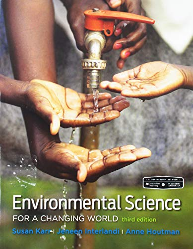 Scientific American Environmental Science for a Changing World 3e & SaplingPlus for Scientific American Environmental Sc