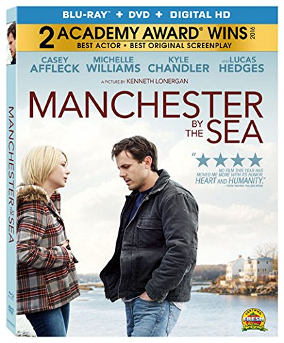 Manchester By The Sea [Blu-ray + DVD + Digital]