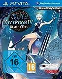 Deception IV: Blood Ties - [PS Vita]