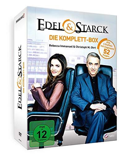 Edel & Starck - Komplettbox 1-4 [16 DVDs]