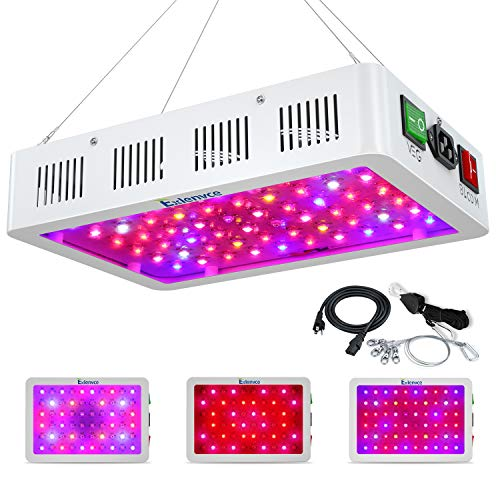EXLENVCE 1500W 1200W 600W LED Grow Light...