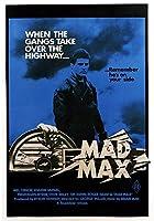 24X36Inchアートマッドマックスの映画のポスター1979メル・ギブソン [並行輸入品]