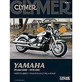 Clymer Publications M282-2 MANUAL YAM ROADSTAR 99-07