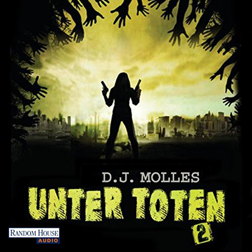 Unter Toten 2 audiobook cover art