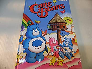 Hardcover Care Bears Annual 1991 Book