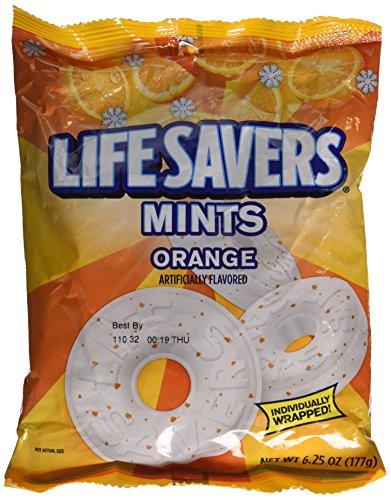Lifesavers Mints Orange (177g)