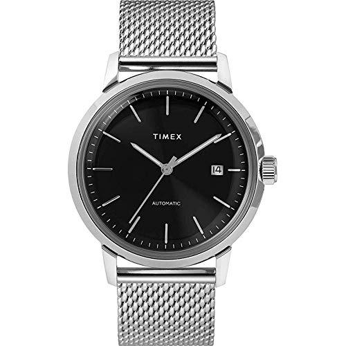 orologio meccanico uomo Timex Marlin casual cod. TW2T229007U