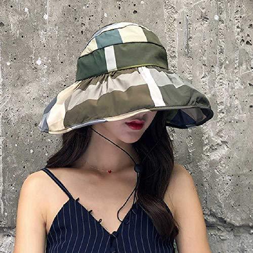 ZHANGNUO Sombrero De Verano Versión Femenina Sombrero