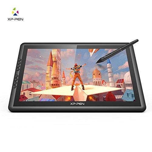 XP-Pen Artist16 Tableta con Pantalla FHD IPS con Soporte...