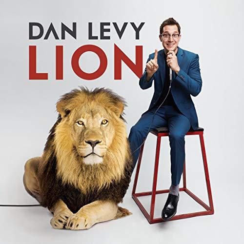 Page de couverture de Dan Levy: Lion