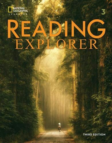 Compare Textbook Prices for Reading Explorer 3 Reading Explorer, Third Edition 3 Edition ISBN 9780357116272 by Bohlke, David,Douglas, Nancy