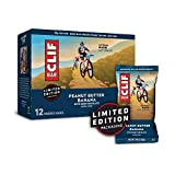 CLIF BAR - Energy Bars - Peanut Butter Banana with Dark Chocolate - (2.4 Ounce Protein Bars, 12 Pack) Packaging May Vary