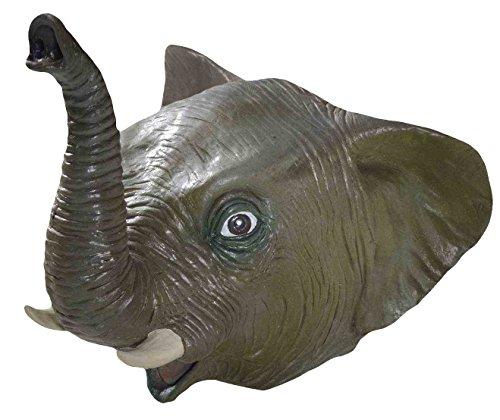 Forum Novelties, Inc Unisex Deluxe Latex Elephant Maske Standard