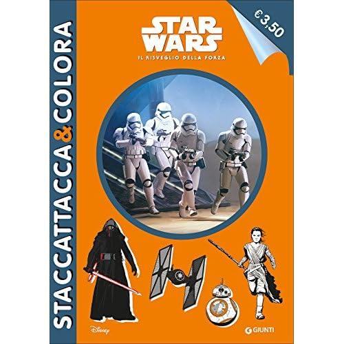 Star Wars. Il risveglio della Forza. Staccattacca & colora. Ediz. illustrata